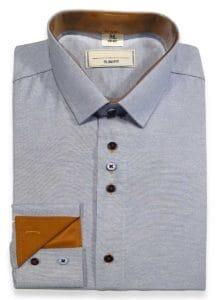 koszula niebieska, eleganckie koszule męskie, koszula do garnituru, sklep z tanimi koszulami poznań, koszula gładka