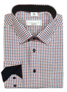 koszula w kratkę, koszula do marynarki, tanie koszule poznań, sklep z graniturami marynarkami koszulami męskimi