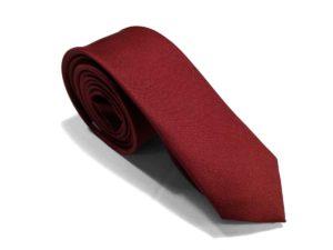 krawat bordo, krawat do garnituru, dodatki do odzieży, krawaty poznań, elegancki krawat