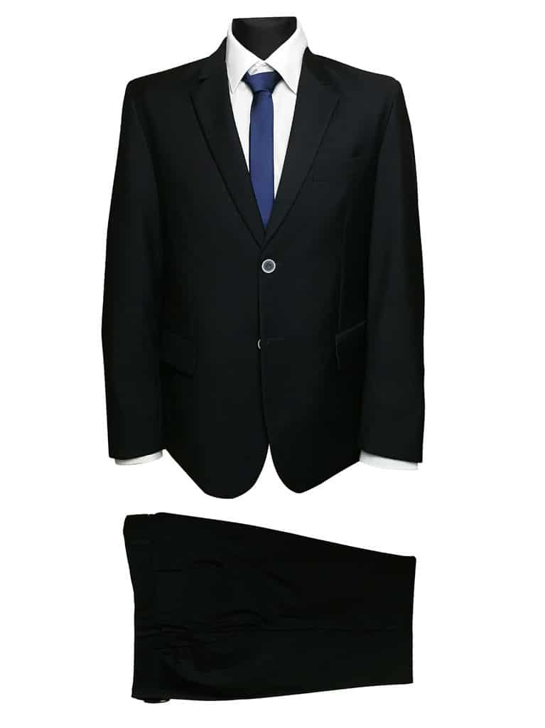 garnitur czarny gładki, sklep z garniturami poznań